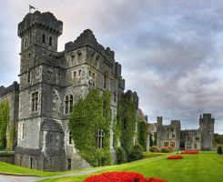 Ashford Castle, Lough Corrib