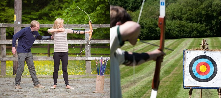 Ashford Castle: Archery