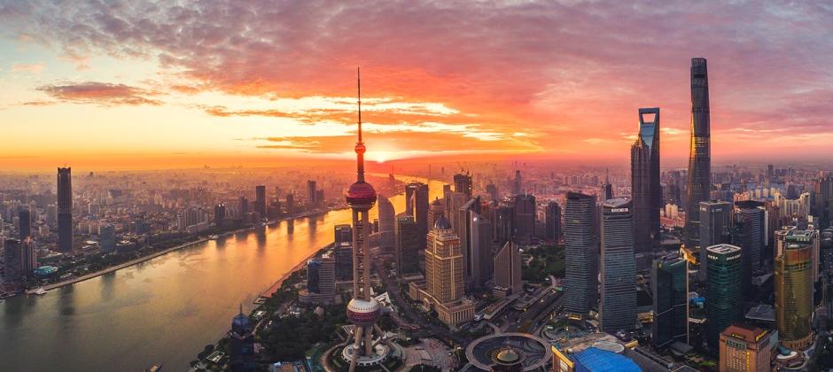 Arrival Shanghai