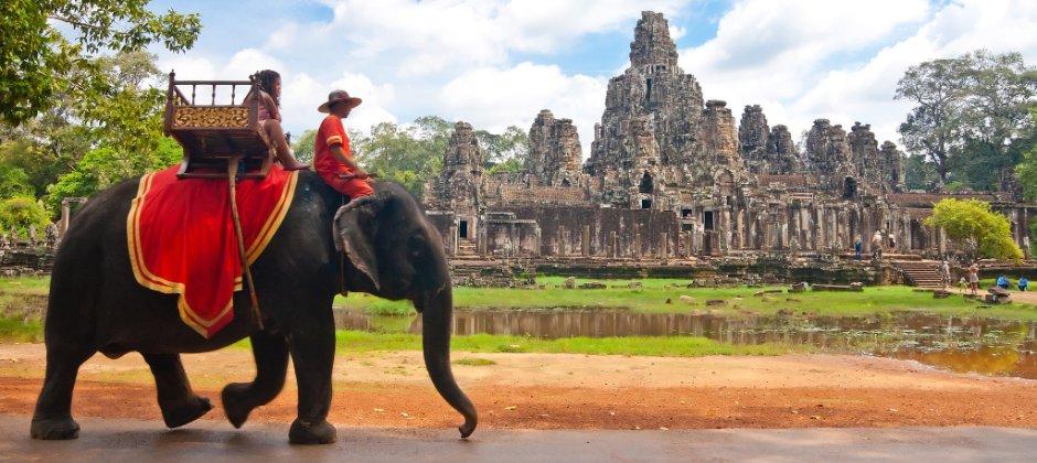 Arrival Siem Reap
