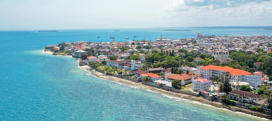 Arrival Zanzibar