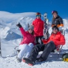 Skiing @ St Moritz