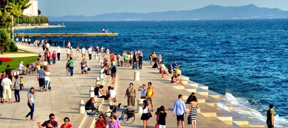 Rijeka to Plitvice National Park to Zadar
