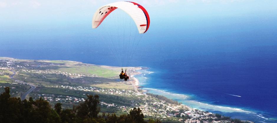 Depart Reunion Island