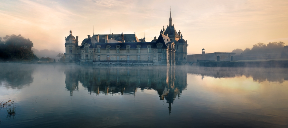 Paris: Excursion to Chantilly: Chantilly Castle