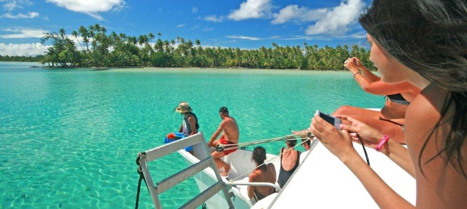 Bora Bora, French Polynesia (08:00 Hrs)