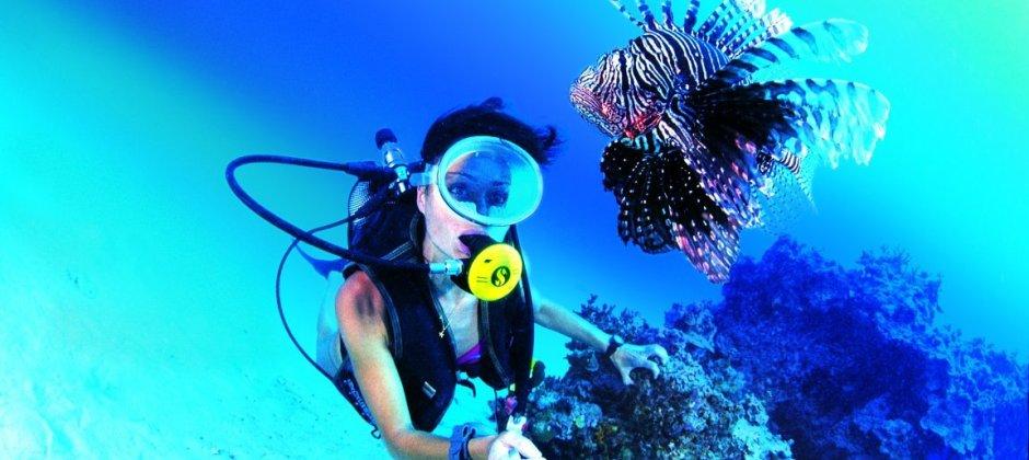 Marmaris: Scuba Diving for Beginners