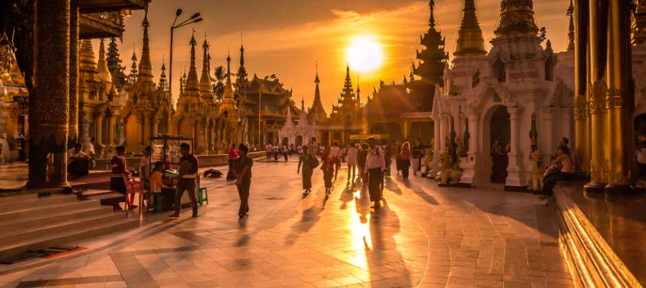 Yangon: City Tour