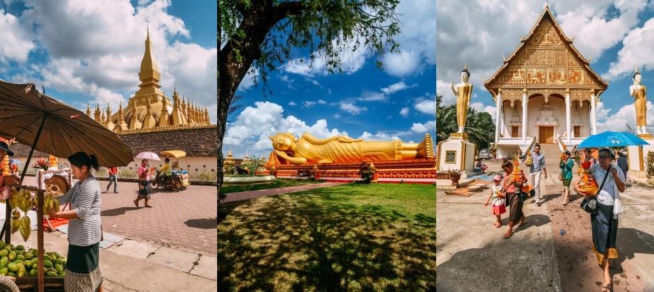 Vientiane: City tour of Vientiane