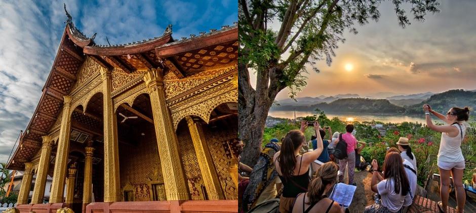 Luang Prabang: City Tour