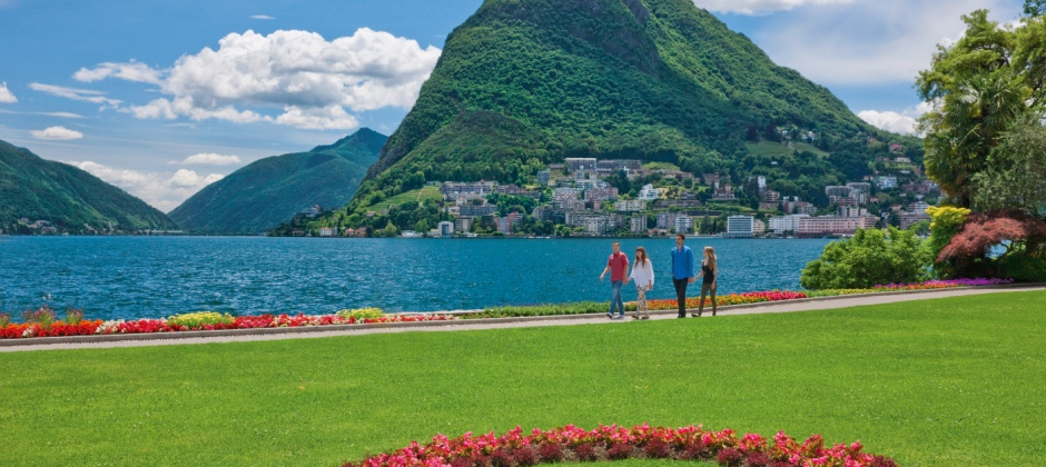 Lugano: Day trip to San Salvatore, Carona, Swiss Miniature and Morcote