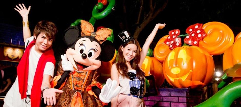 Hong Kong: Full Day Disneyland