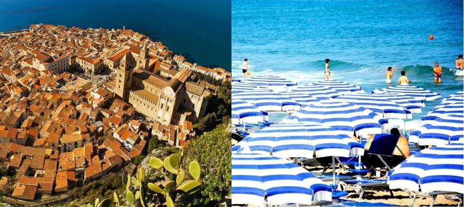 Palermo – Self-drive to Cefalu and Corleone
