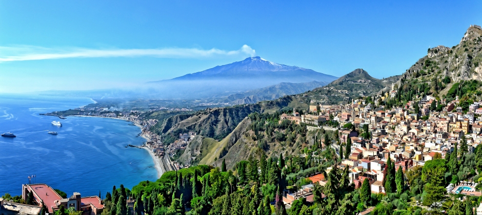 Palermo: Mt Etna self drive