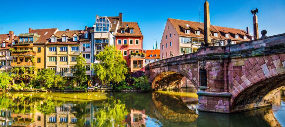 Nuremberg – Frankfurt